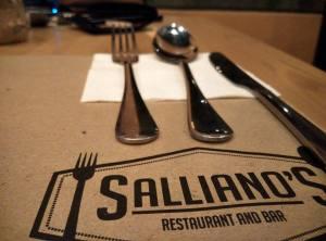 SALLIANO'S RESTO AND BAR 1